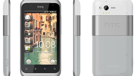 HTC Rhyme_6V_White