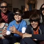 PS_Family 3DGlasses