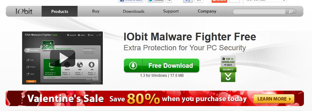iobit malware fighter 6 1
