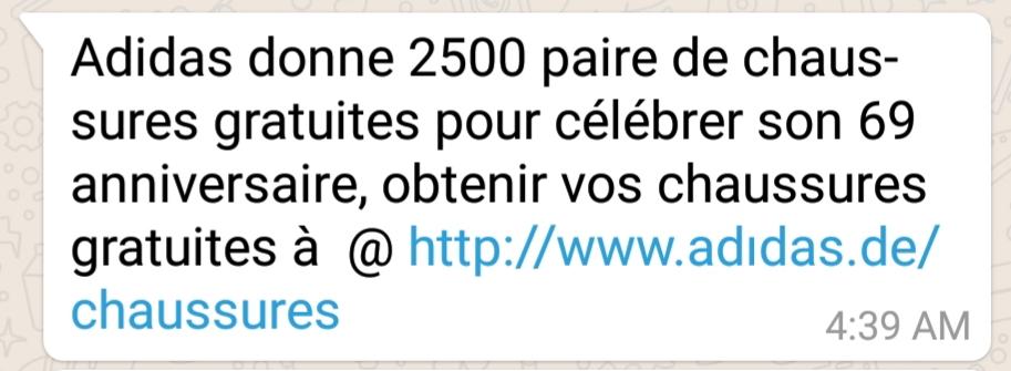 Spiksplinternieuw Phishing verjaardag: hier is een gratis €50/maand abonnement WX-67